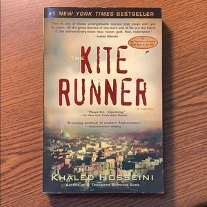 Other - The Kite Runner by Khaled Hosseini